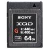 Sony 64GB XQD G r:440/w:400Mb/s